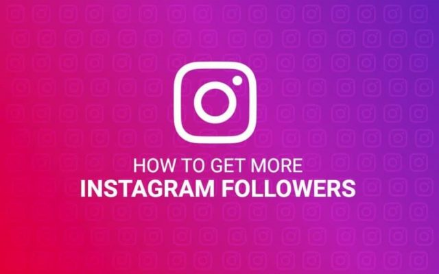 Five TOP Instagram Influencers & How to Get More Followers