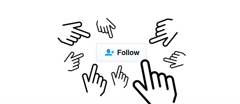 Six steps to Increase Twitter followers