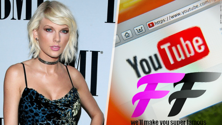 Taylor Swift YouTube FF