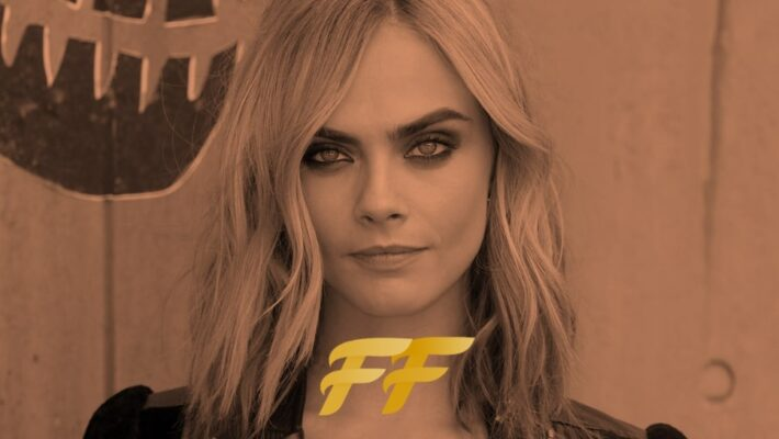 Cara DeLevigne is one of the Famous Models on Instagram