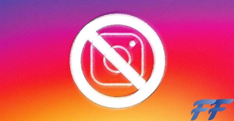 Forbidden Instagram contents