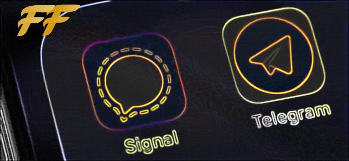 Telegram vs Signal