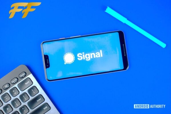 Signal is an open source software