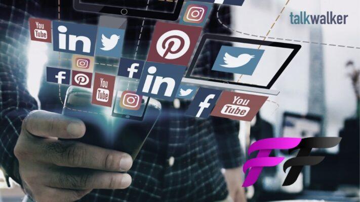 Social medias on Follow followers
