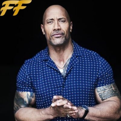 Dwayne Johnson is a rich actor on Instagram