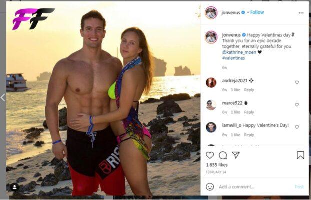Jonvenus is one of the Vegan Instagram pages