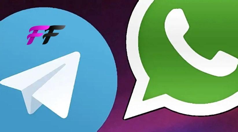 Transfer data from WhatsApp to Telegram