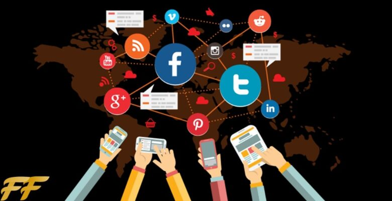 What are Social media advertising service